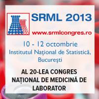 Congresul SRML 2013 va avea loc in perioada 10-12 octombrie 2013