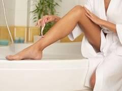 Calmare naturala pentru pielea proaspat epilata